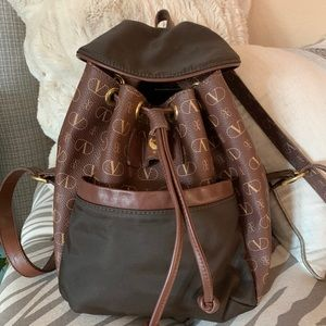 Small Valentino backpack excellent condition